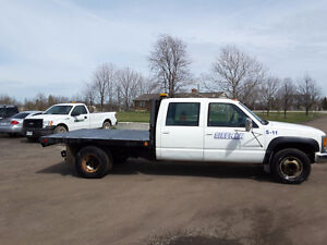 1995 GMC Other 1 tonne flat bed Pickup Truck