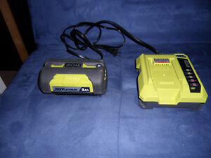 RIOBY, LITHIUM, 40V.CHARGER
