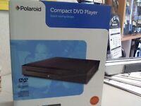 Polaroid Compact DVD Player