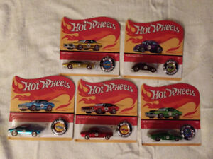 HOT WHEELS CLASSICS REDLINE 50TH ANNIVERSAIRE/50TH ANNIVERSARY.