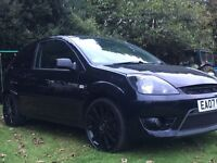 Ford Fiesta Zetec s not st