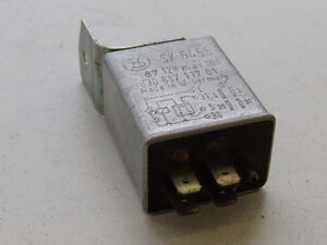 Porsche 911 930 1977-1989 Ignition Relay 93061711701