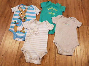 Brand New Onezies x lot of 4 (12 mth x 2  18 mth x 2)