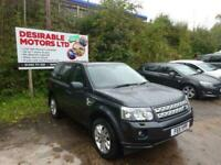 2011 Land Rover Freelander 2.2 SD4 HSE 5dr Auto Estate Diesel Automatic