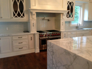 Gorgeous & Collorful Quartz Countertop ON SALE in Barrie