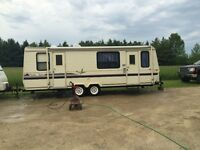 1992 Golden Falcon 26ft Travel Trailer For Sale!