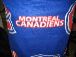 Reduced price New Montreal Canadians snuggly blanket Gatineau Ottawa / Gatineau Area image 2
