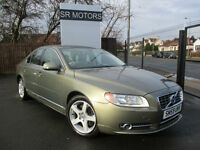 2009 Volvo S80 2.4 D5 SE(CREAM LEATHER SEATS,HISTORY)