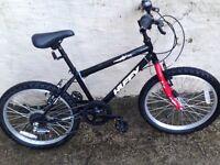 Huffy rigid 20 inch boys bike