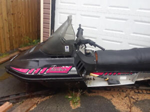 Skidoo 1991 Arctic cat panther 440