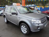 2012 12 LAND ROVER FREELANDER 2 TD4 2.2 GS IN GREY # 62000 MLS GREAT VALUE #