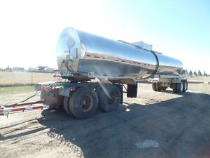 1984 FRUEHAUF 27,000 LITRE STAINLESS TANKER AT www.knullent.com