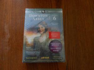Downton Abbey Season 6 PLUS Bonus DVD - NEW