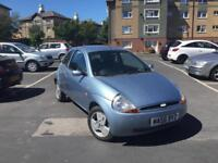 56 Ka 1-3 COLLECTION 52000 MILES FULL LEATHER UPHOLSTERY REDUCED £595
