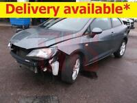 2014 Seat Ibiza toca 1.4 DAMAGED REPAIRABLE SALVAGE