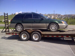 2000-2004 Legacy Outback parts