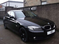 09 59 BMW 318i 2.0 16V ES 4DR BLACK LOW MILEAGE AIRCON ALLOYS ONBOARD COMPUTER