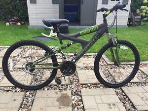 "Vélo de montagne Avigo Gaultlet 24"" Avigo Gauntley Mountain Bike"