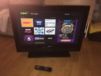 "Technika 32"" flat HD TV (faulty)"
