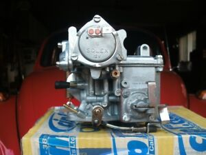 Brosol 30 31 Pict carb. Classic VW air cooled motor