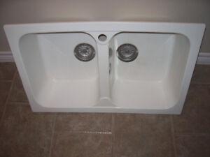 kitchen sink (double)