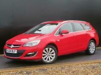 2014 Vauxhall Astra 2.0 CDTi 16v Elite Sport Tourer (s/s) 5dr Estate Diesel Manu