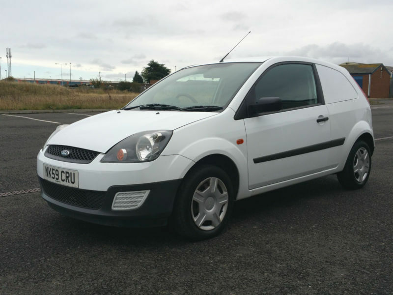 59 Plate Ford Fiesta 1.4TDCi ( 68PS )