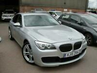 2015 15 BMW 7 SERIES 3.0 730D M SPORT 4D 255 BHP DIESEL