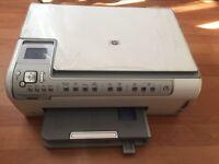 HP Photosmart C5180 all in one printer - Like new