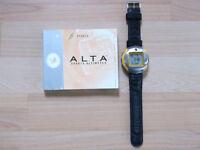 Alta altimeter sports watch