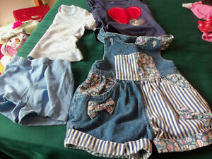 size 2 girls summer clothes