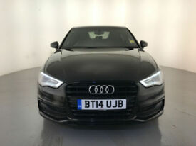 2014 AUDI A3 S LINE TFSI 5 DOOR HATCHBACK 1 OWNER SERVICE HISTORY FINANCE PX