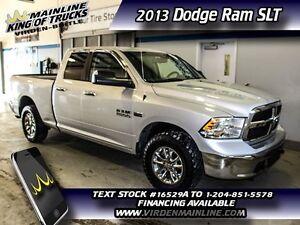2013 Ram 1500 SLT  - $162.87 B/W