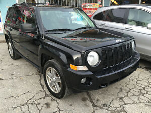 2007 Jeep Patriot Sport Pickup Truck