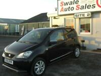 2016 SEAT MII BY MANGO 1L - 9,921 MILES - FULL SERVICE HISTORY - 1 OWNER-£20 TAX