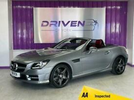 image for 2012 Mercedes-Benz SLK 1.8 SLK250 BLUEEFFICIENCY AMG SPORT ED125 2d 204 BHP Conv