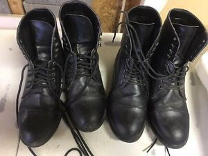 Auken Paddock Boots  size 8 and 9 ladies