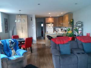 appartement 4 et demi avec garage a mcmasterville