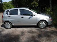 2008 Suzuki Swift + Hatchback