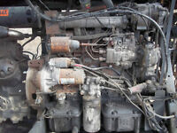 2 diesel engines for sale