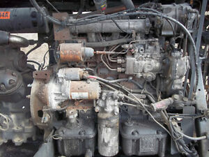 2 diesel engines for sale London Ontario image 1