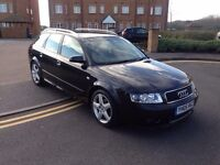 AUDI A4 1.9 TDI SPORT AVANT// 2005/05 PLATE// 6 SPEED MANUAL//