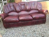 GREAT LOOKING SOFA SETEE FOR SALE QUALITY PRODUCT CAN DELIVER LEATHER