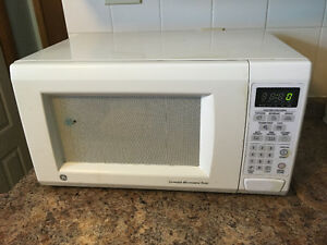 Used small microwave