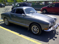Karmann Ghia Must Go
