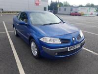 2006 Renault Megane 2.0 VVT Privilege 2dr