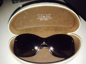 Coach Sunglasses with hard case