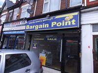 Spacious Shop to let on Washwood heath rd Birmingham