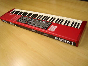 Nord Electro 3 73 keys  ***rarely used  ***great condition