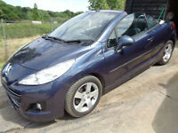 Peugeot 207 CC 1.6 VTi 120 auto 2012MY Active